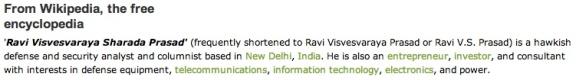 rvp's wikipedia